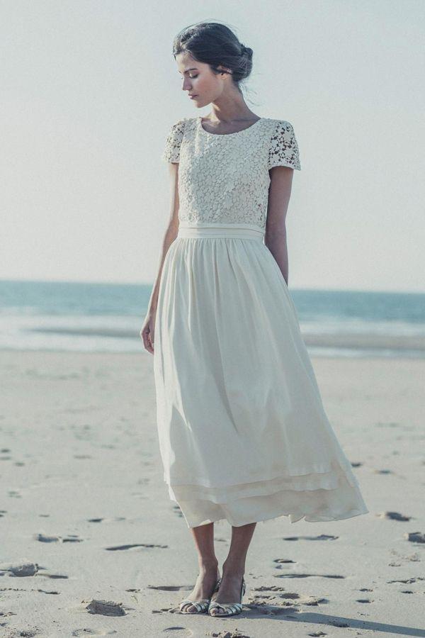 laure de sagazan 2014 wedding dresses photograpy  Lauren Nivalle