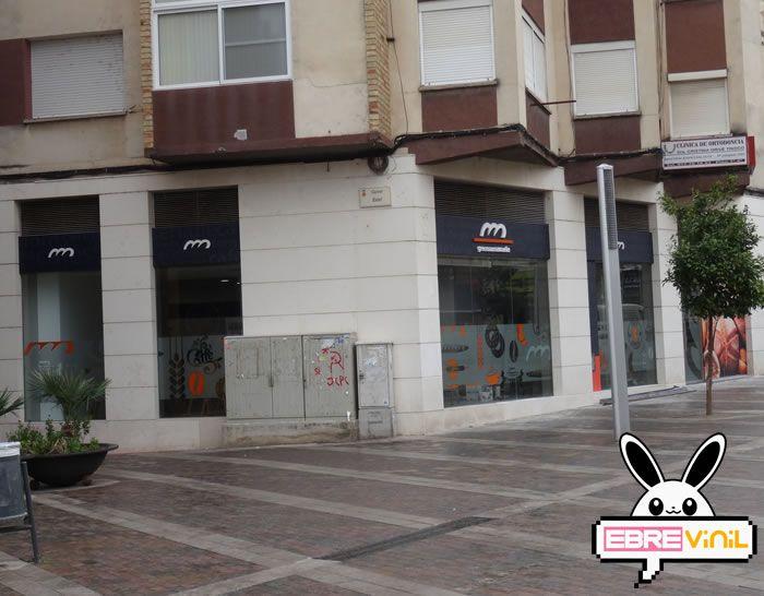 ideas decorar fachadas rótulos vinilos negocios