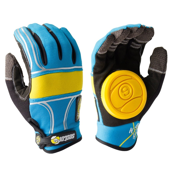 Sector 9 BHNC Slide Glove, http://downhill.cybermarket24.com/sector-9-bhnc-slide-glove-blue-smallmedium/