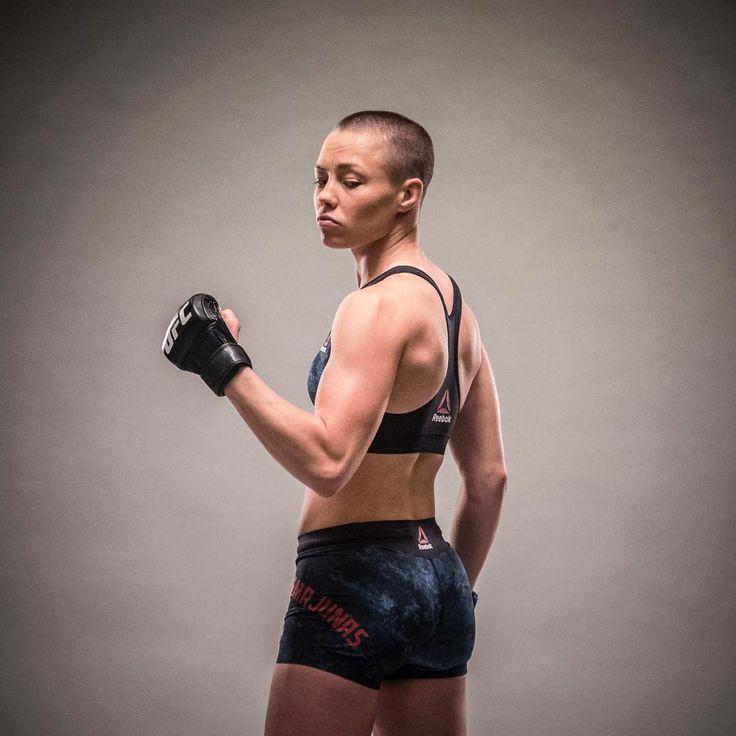 Rose Namajunas #UFC217