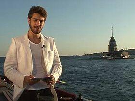 Mübarek şehir İstanbul - Furkan Palalı, Kız Kulesi (3 Ağustos 2011) Video
