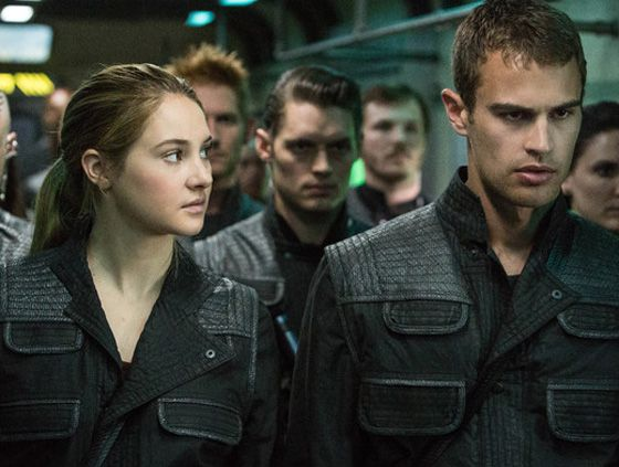 11 Divergent Movie Critic Reviews That'll Definitely Piss Fans Off