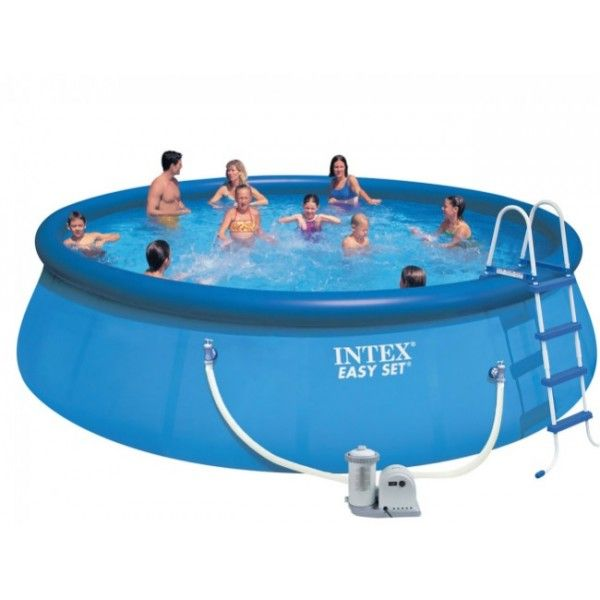 29 best intex pools images on pinterest portable swimming pools kid pool and intex pool for Portable swimming pools for kids
