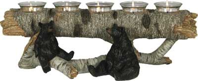 Bear Candle Holder