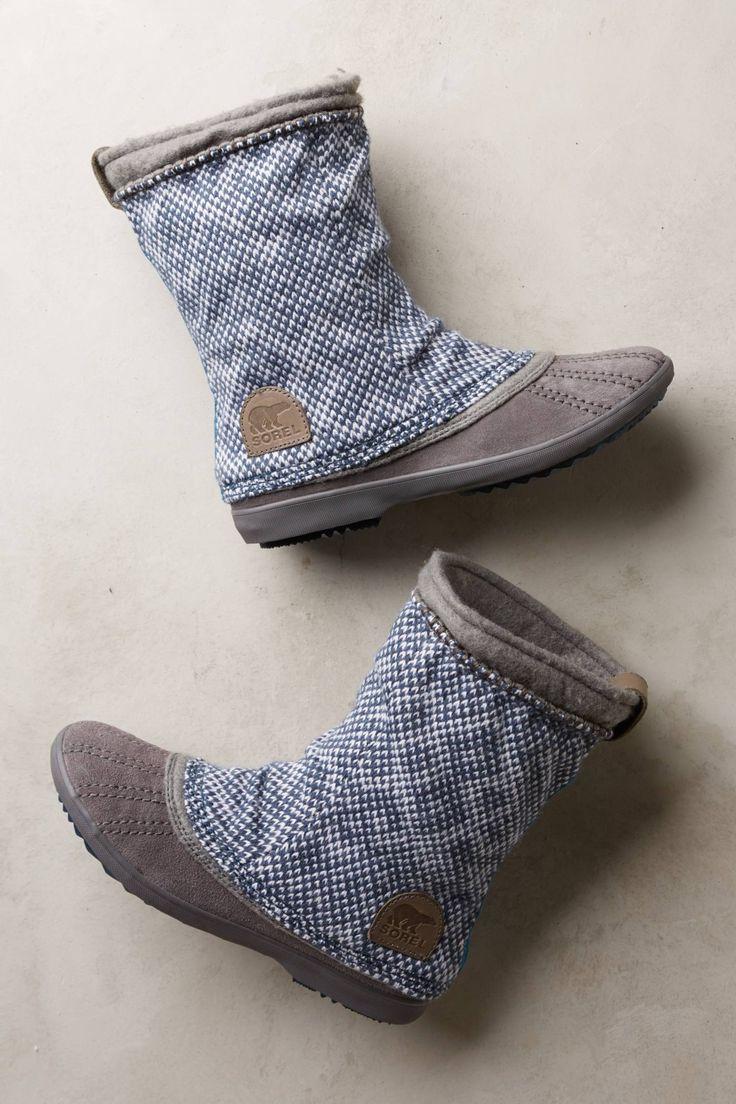 Sorel Tremblant Boots - anthropologie.com