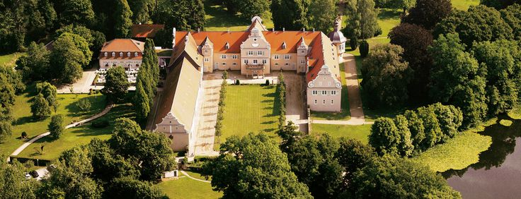 Hotel Jagdschloss Kranichstein - a little off, but way nicer than the Maritim.