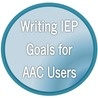 Writing IEP Goals for AAC Users - Here are some posts that may help get you started with writing meaningful, measurable goals for your students who use AAC. Curated by Lauren S. Enders, MA, CCC-SLP on Scoop.it