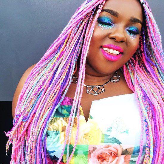 Best 25+ Yarn braids ideas on Pinterest | Yarn braids ...