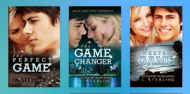 The Perfect Game  The Game Changer  The Sweetest Game  By: J. Sterling