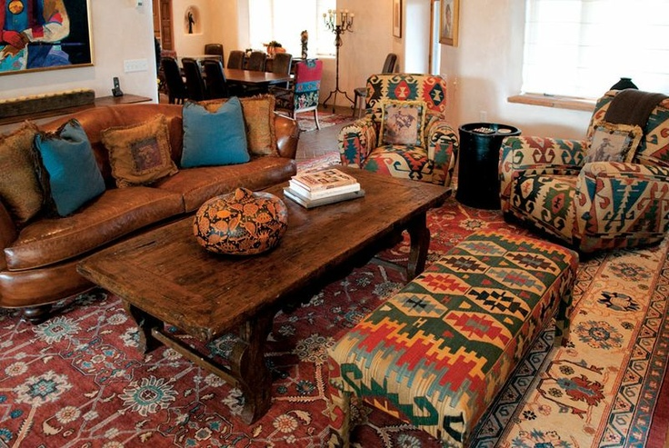 54 Best Santa Fe Style Images On Pinterest