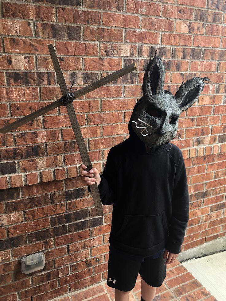 Pet Sematary DIY mask, Pet Sematary Costume 2019, Pet
