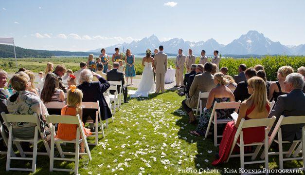 24 best jackson hole weddings images on pinterest