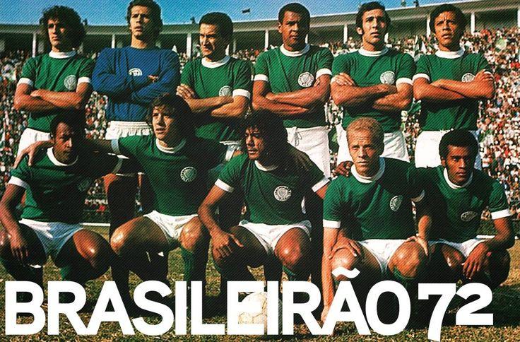 Há 43 anos, empatávamos com o Botafogo no Pacaembu e conquistávamos o Brasileirão pela 5ª vez   #MaiorCampeãoDoBrasil