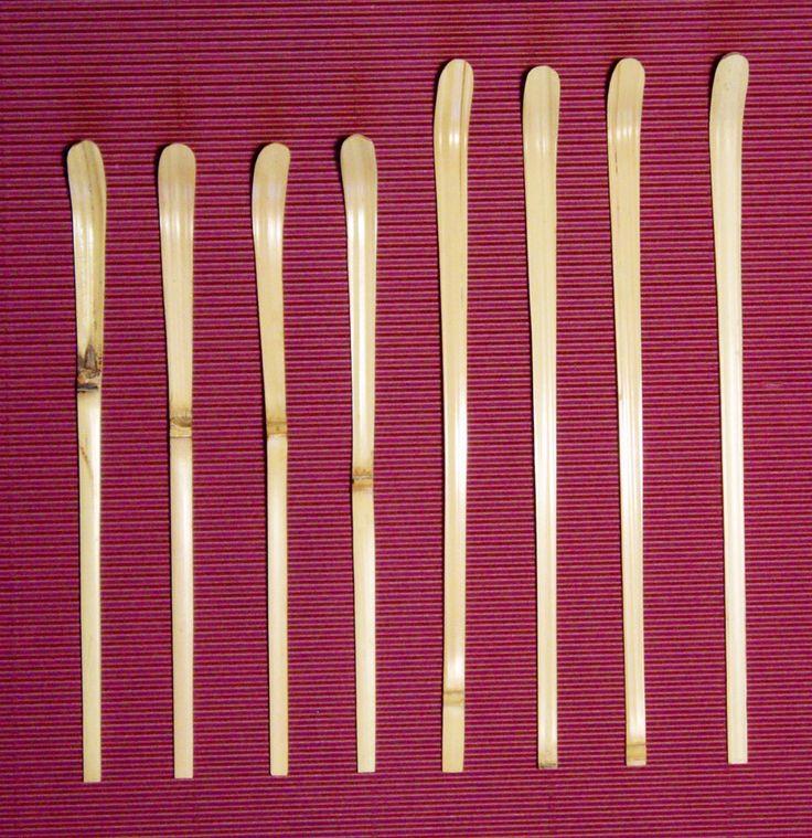 茶杓基礎八種