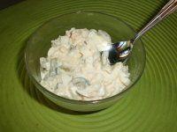 Rychlý vajíčkový salát-děkuji Alence