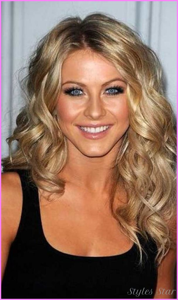 awesome Curled hairstyles medium length hair