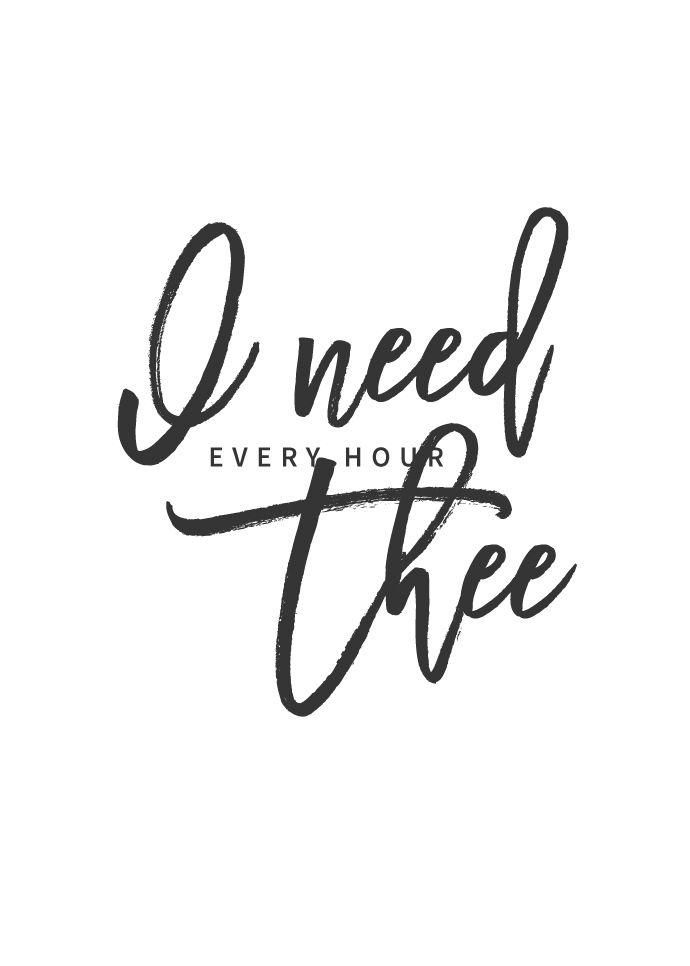 swoon studio: Every Hour I Need Thee.