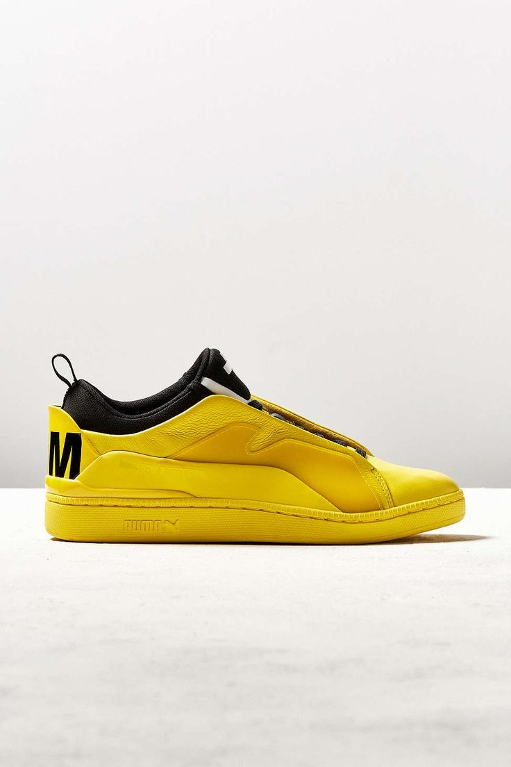 Puma X McQ By McQueen Brace Lo Sneaker