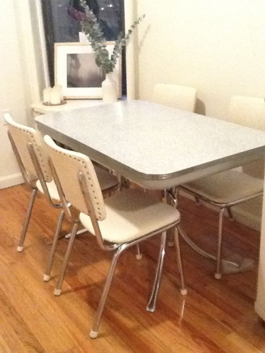 25 Best 1950 Tables & Chairs Images On Pinterest  Vintage Kitchen Cool 1950 Kitchen Table And Chairs Design Ideas