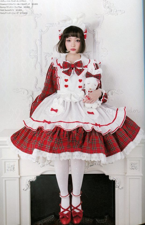 Angelic Pretty's 2018 S/S collection Bunny Patisserie