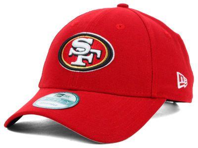 San Francisco 49ers New Era NFL League 9FORTY Cap