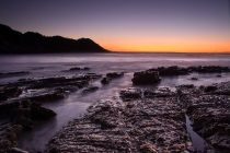 Beautiful sunsets at Stokkies & Skulpies Self Catering Accommodation. Wild Coast accommodation.