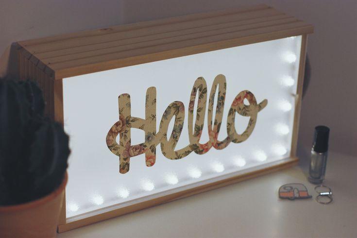 Lighting box                                                                                                                                                                                 Plus