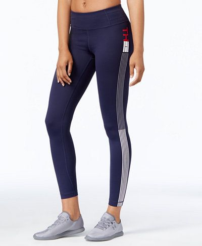 Tommy Hilfiger Sport Leggings, A Macy's Exclusive Style