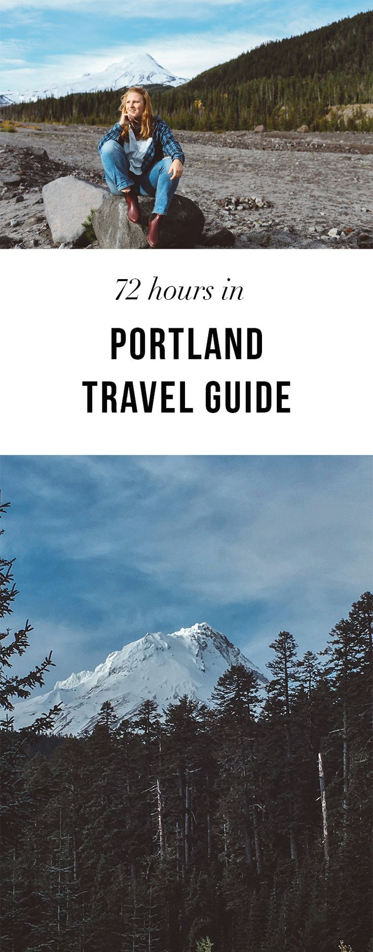The Ultimate Travel Guide to Portland -- everything to do and see in Portland in under 72 hours Plus restaurant and hotel tips! Read here: http://whimsysoul.com/3-days-portland-travel-guide/