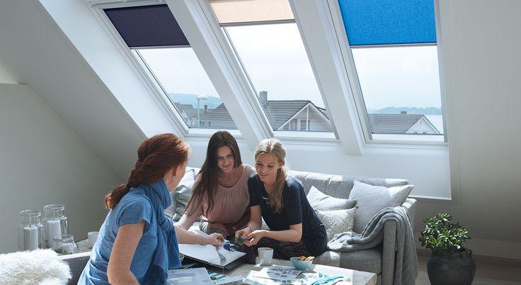 Ideoita olohuoneeseen - näin VELUX voi saattaa olohuoneesi uuteen valoon - ideoita olohuoneeseen