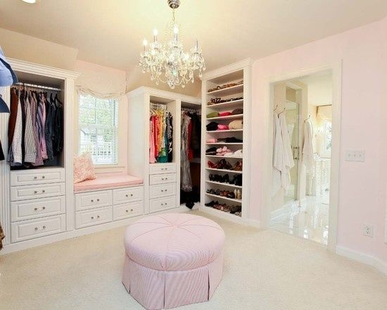 47 best Closet/Dressing Room images on Pinterest | Closet space ...