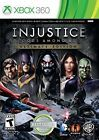 Injustice: Gods Among Us -- Ultimate Edition (Xbox 360)  Certified Pre Owned