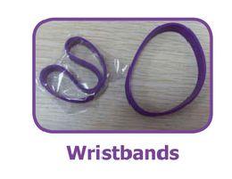 Epilepsy Action Shop - wristbands