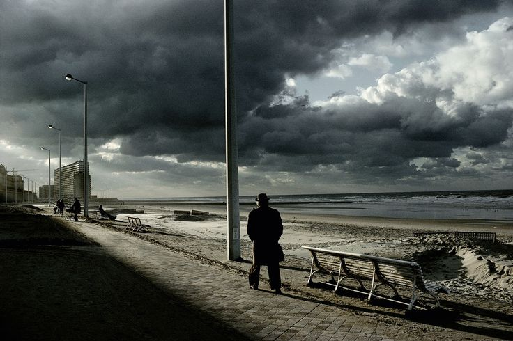 by Harry Gruyeart / Town of Ostende, Belgium, 1988