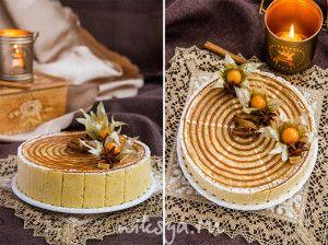 Торт «Пять специй» | Самый вкусный портал Рунета