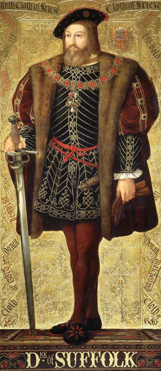 Charles Brandon Duke of Suffolk