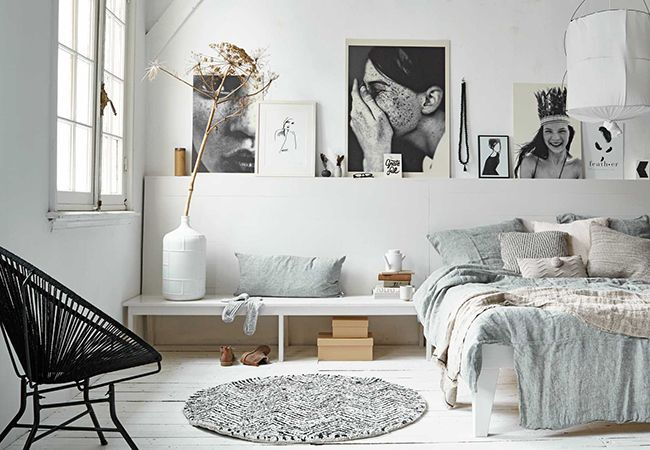 10 Incredibly Chic Alternatives to the TraditionalHeadboard