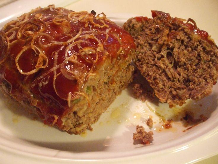meatloafMeatloaf Meatballs, Beef Recipe, Meatloaf 045, Yummy Recipe, Gluten Free Meatloaf, Spicy Meatloaf Recipe, Meat Loaf, Glutenfree, Meatloaf Recipes