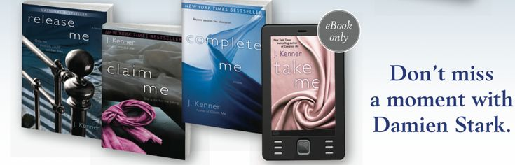 Have you heard the news that more Damien Stark is coming! And more books set in the world of Damien Stark?