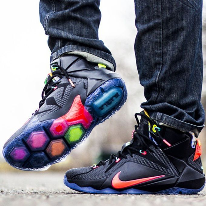 "Nike LeBron 12 ""Data"" - The 25 Best Sneaker Photos on Instagram This Week 