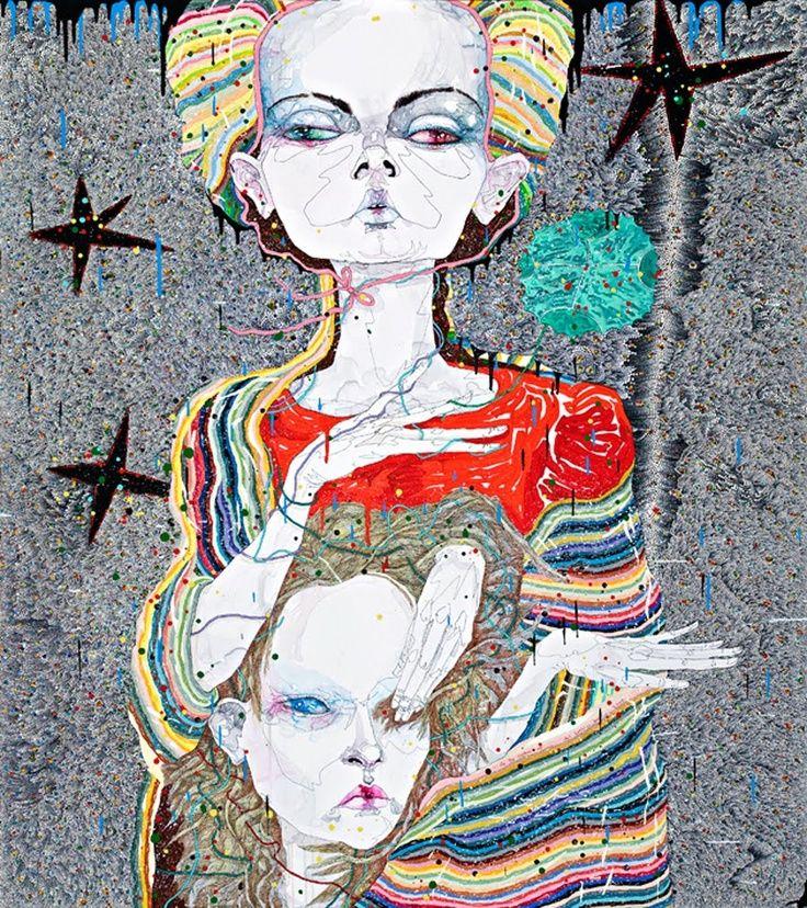 Del Kathryn Barton | Art