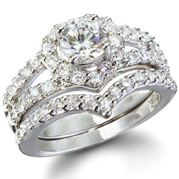 158 best Engagement Rings images on Pinterest Jewel Promise rings