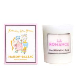 Maison Balzac x Romance Was Born 'La Romance' candle. x