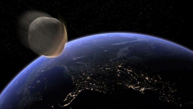 Les scientifiques ont annoncé qu'un astéroïde découvert le 7 janvier dernier venait de passer en toute sécurité à...