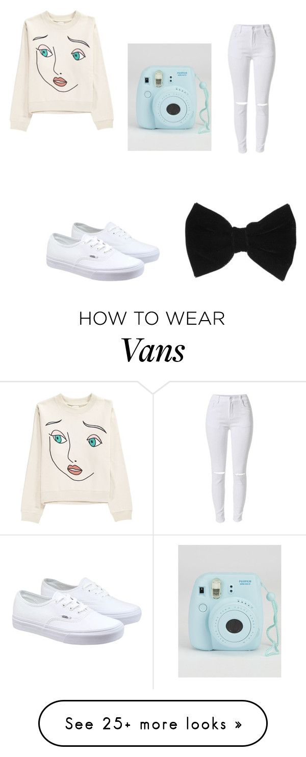 """Untitled #1560"" by shafeeqa on Polyvore featuring Vans and claire's"