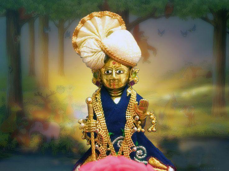 Baps Ghanshyam Maharaj Hd Wallpaper 53 Best Swaminarayan Wallpapers Images On Pinterest
