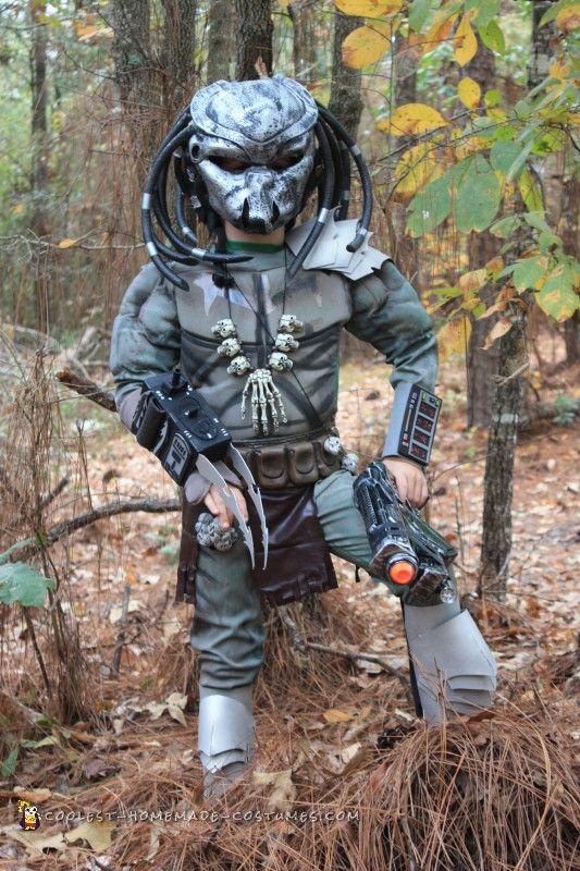 Predator Costume for a Boy                                                                                                                                                                                 More