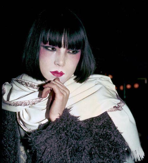 sayoko yamaguchi, japanese new romantic fashion   Tumblr