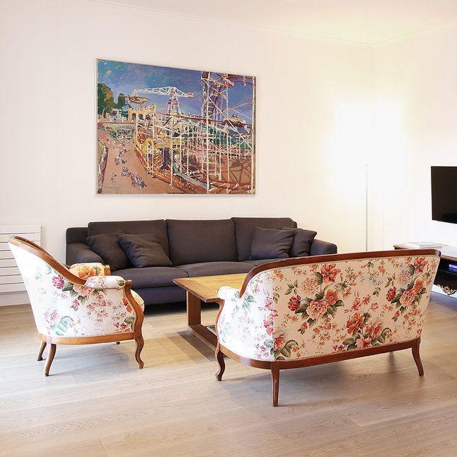 M s de 25 ideas incre bles sobre pisos rusticos en for Decoracion piso eixample