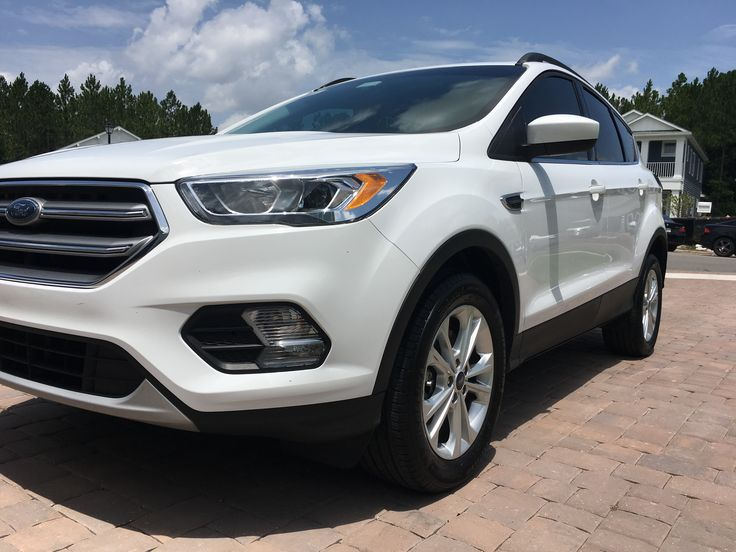 #Ford #Escape @WashNinja #GreenFriendly Fleet #AutoDetailing! Full #InteriorDetail UV Protected, #StainRemoval, #EcoWash, #TireGel & #Carnauba Spray #Wax
